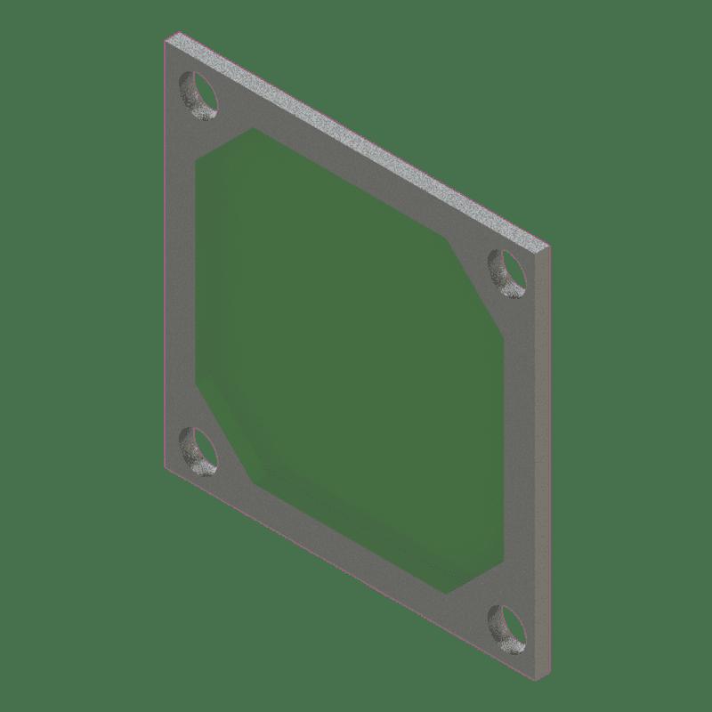 Maxon Ovenpak 1 Square window